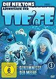 Die Nektons - Abenteurer Der Tiefe : Geheimnisse der Meere (Staffel 1 Volume 3)