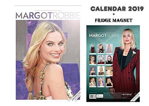MARGOT ROBBIE CALENDARIO 2019 A3 POSTER SIZE + MARGOT