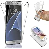 Coque DOUBLE GEL Silicone Protection INTEGRAL Samsung Galaxy S7 EDGE +1 Stylet offert by Campus Telecom®