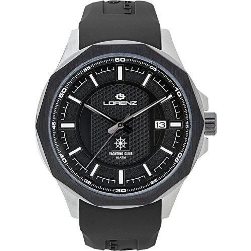 Reloj solo tiempo para hombre Lorenz Yachting Club Deportivo Cod. 030108dd