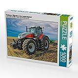 CALVENDO Puzzle Traktoren - Giganten in der Landwirtschaft 1000 Teile Lege-Größe 64 x 48 cm Foto-Puzzle Bild von Peter Roder