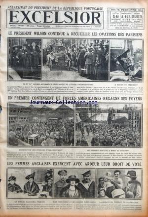 EXCELSIOR [No 2949] du 16/12/1918