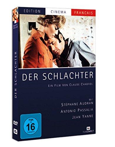 Bild von Der Schlachter - Edition Cinema Francais Nr. 03 (Mediabook)
