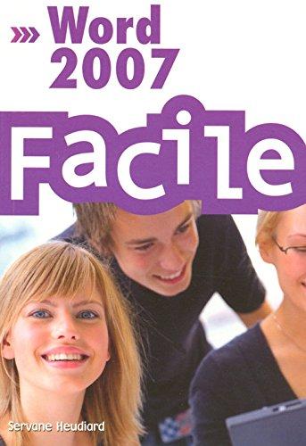 WORD 2007 FACILE