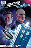Star Trek: The Next Generation/Doctor Who: Assimilation #1 (Star Trek TNG/Doctor Who: Assimilation2)