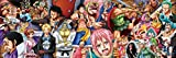 950-piece jigsaw puzzle ONE PIECE dress Rosa large fierce battle! (34x102cm)