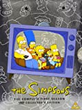 The Simpsons  - Complete 1St Season [Edizione: Regno Unito] [Edizione: Regno Unito]