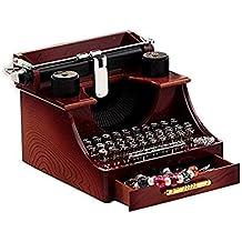 alytimes Vintage máquina de escribir caja de música para el hogar/oficina/sala de estudio Decoración Decoración