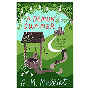 A Demon Summer (Max Tudor)