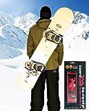 BOARDWEB Snowboardsack, schwarz Diamond Black
