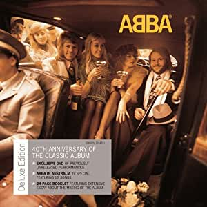 ABBA - 40th Anniversary Deluxe Edition