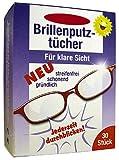 Brillentücher für klase Sicht, 30 Stück Set