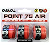 Karakal Point 75 Air Overgrip - Red by Karakal