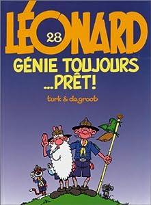 "Afficher ""Léonard n° 28 Génie toujours ... prêt!"""
