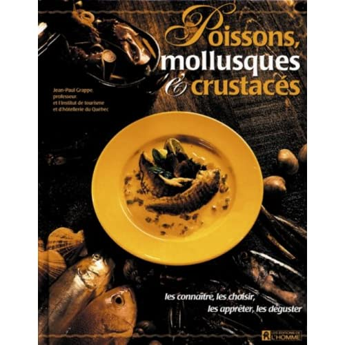 Poissons Mollusques Crustaces