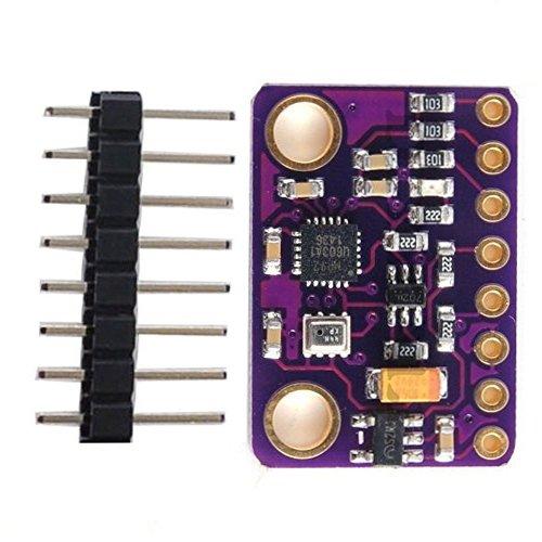 Price comparison product image GY-91 MPU9250+BMP280 10DOF Acceleration Gyroscope Compass Sensor Module