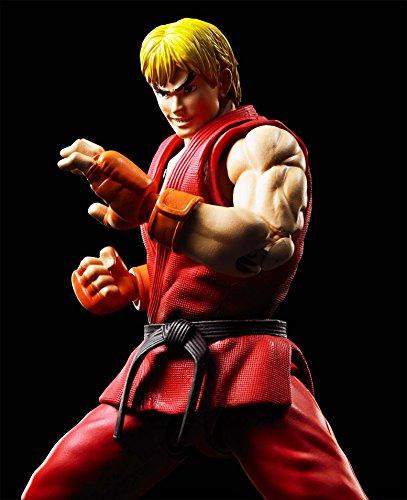 Bandai - Ken Masters Street Fighter Figuarts No.07, BDISF238942 2