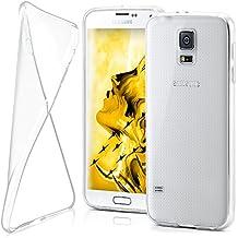 Cover di protezione Samsung Galaxy S5 Mini Custodia Case silicone