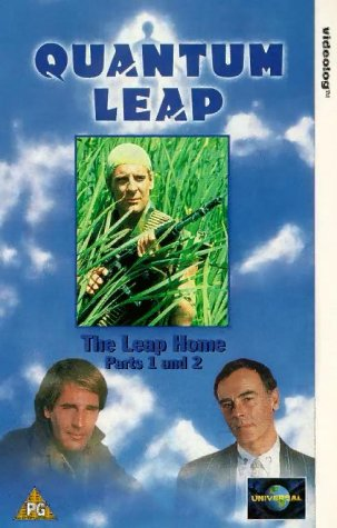 Quantum Leap: The Leap Home - Parts 1 And 2 [VHS]