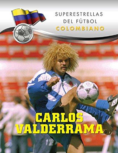Carlos Valderrama (Superstars of Soccer SPANISH) por Juan Domingo Chacoff