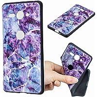 Everainy Sony Xperia XZ2 Compact Hülle Silikon Bumper Gummi Prägen Muster Ultra Slim Cover Hüllen für Sony Xperia... preisvergleich bei billige-tabletten.eu