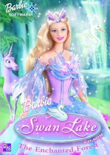 BestSeller Junior: Barbie Swan Lake
