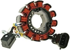 2extreme Lichtmaschine Stator Für Aprilia Sr 50 Gilera Runner Purejet 50 Piaggio Nrg 50 Auto