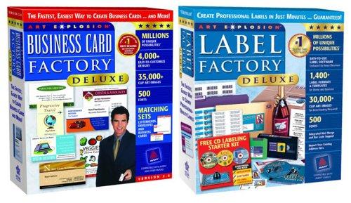 Business Card Factory & Label Factory Bundle [Import] -