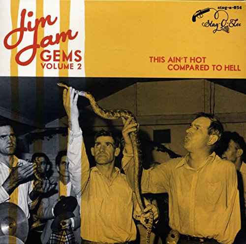 Jim Jam Gems Vol.2: This Ain't Compared To Hell (10inch LP)