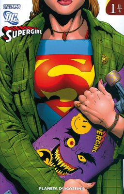 Supergirl. universo dc: 1