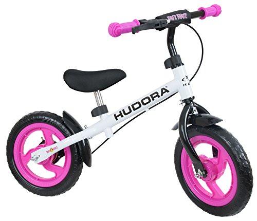 Preisvergleich Produktbild HUDORA Kinder Laufrad Ratzfratz 12 Zoll, pink - 10371