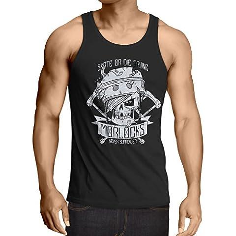 N4605V Camiseta sin mangas Skate or Die Trying