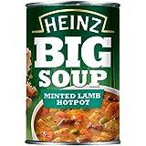 Heinz Gran Sopa De Cordero Estofado Acuñada 400g (Paquete de 6)
