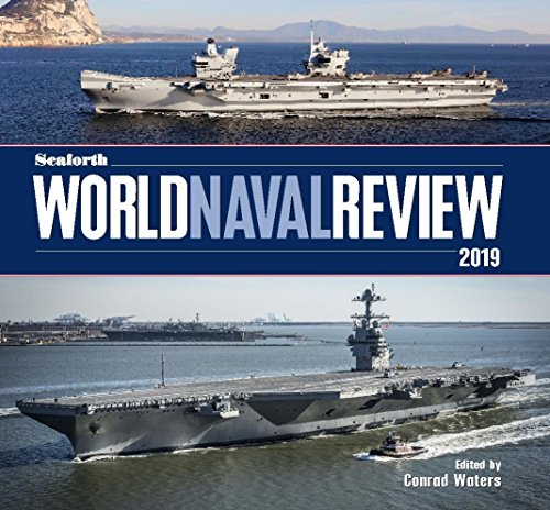 Seaforth World Naval Review por Conrad Waters