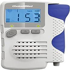 ChoiceMMed Fetal Doppler, MD800C5