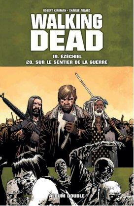 Walking Dead intégrale des tomes 9 à 20, en 6 doubles albums