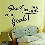 Decals Design Wall Stickers Quote Sports...