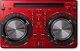 Pioneer wego3–ddj- Rosso Controller DJ