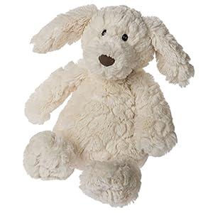 Mary Meyer 53350Crema Masilla Cachorro de Peluche