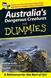 Australia's Dangerous Creatures for Dummies (For Dummies Series)