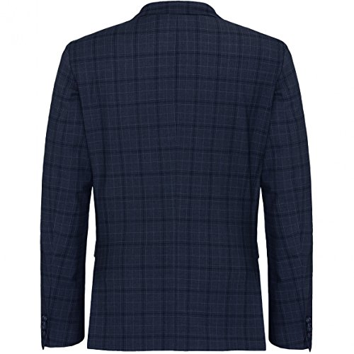 Michaelax-Fashion-Trade -  Abito  - Basic - Maniche lunghe  - Uomo Blau (63)