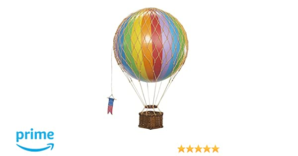 Authentic Models - Dekoballon - Jules Verne - Heißluftballon, Ballon ...
