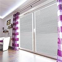 I.Sunny Finestra Pellicola Autoadesiva Privacy Decorativo per Ufficio Bagno,3Ft X