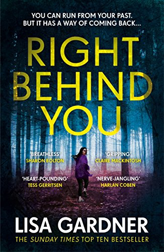 Right Behind You: The gripping new thriller from the Sunday Times bestseller (FBI Profiler Book 7) (English Edition)