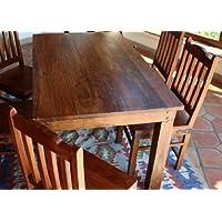 Amazon.es: mesas coloniales - Mesas / Comedor: Hogar y cocina
