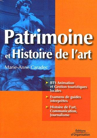 Patrimoine et histoire de l'art