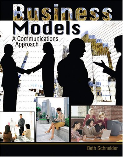 Business Models: A Communications Approach