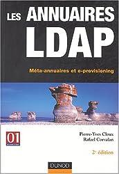Les annuaires LDAP : Protocole, administration, méta-annuaires, API