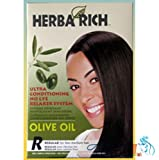 Die besten Creme of Nature Relaxers - Herba Rich Ultra Conditioning No-Lye Relaxer System, Olive Bewertungen