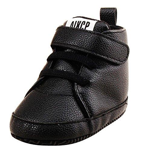 manadlian Chaussures Bébé Chaussures pour garçons Girls Boys Prewalker Soft Sole Sneakers